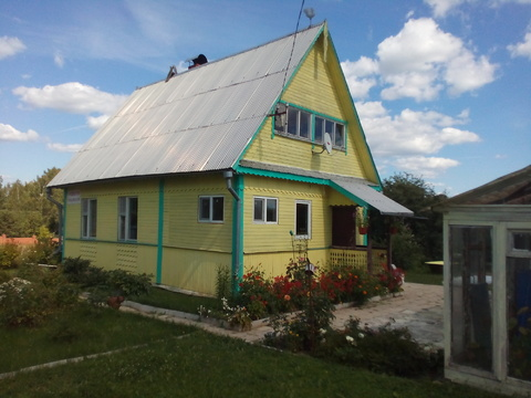 Продается дом 90м2/17 соток, в д. Тростники, Ступинского р-на