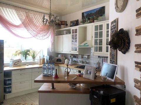 Жилой дом, 305 кв.м, в центре г. Чехов, под ключ, мебель, техника