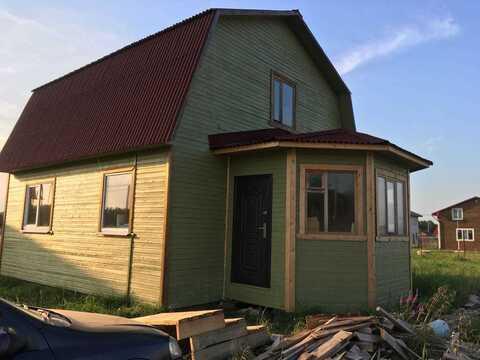 Продажа дома с земельным участком в деревне Кирилловское Сельцо