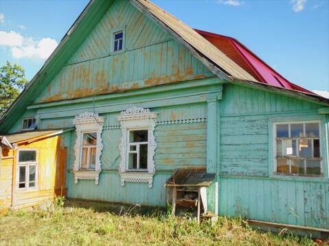 Дом 50 кв. м. в д. Быково, свет, водопровод, газ по границе