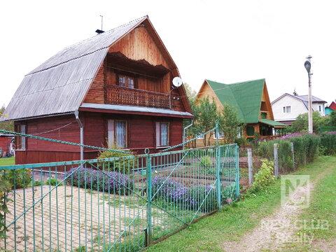 Дом из бруса, 100 кв.м. Печь. Баня. Сад 6 соток. 65 км.от МКАД.