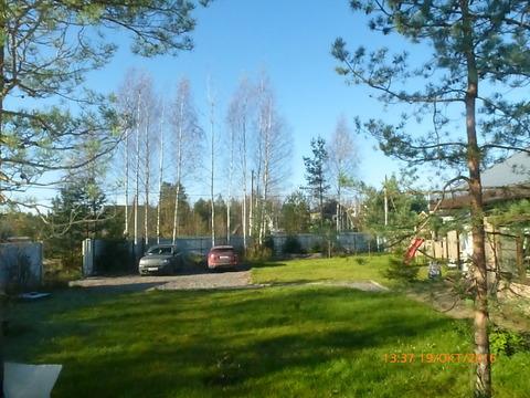 Дом с землей в курортном районе. Рядом с Белоостровом.
