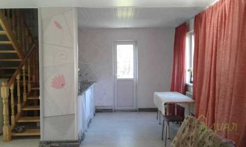 Дом 94 кв.м. на 8 сотках, коммуникации, село Рогачево, Подьячевская, 9