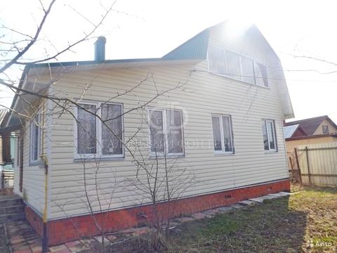 Дом 72 кв.м. г.о. Домодедово, Барыбино на 5 сотках