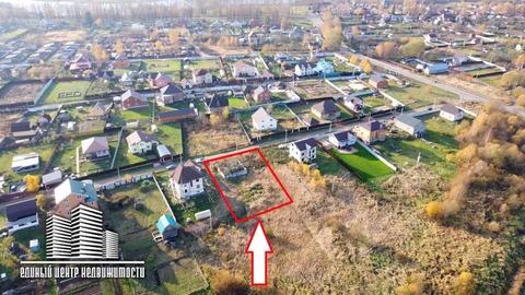 Участок 10 сот, п. Новосиньково (Дмитровский район)