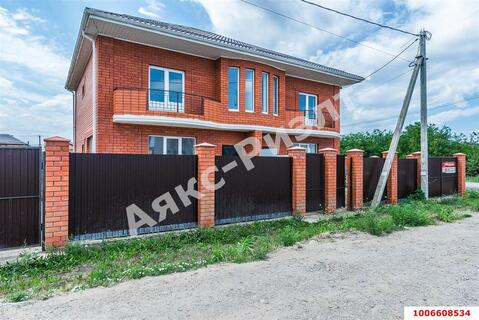Продажа дома, Краснодар, 1-й Звенигородский