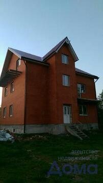 Продам загородный коттедж 320 м2 в д. Долматовка