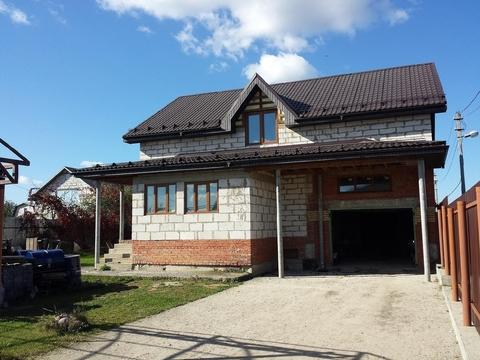 Дом 300 кв.м, Участок 7 сот. , Горьковское ш, 27 км. от МКАД.