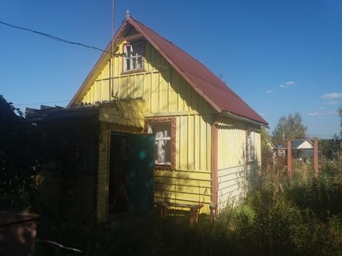 Двухэтажная дача в СНТ Источник вблизи ж/д ст.