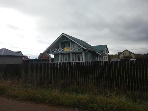 Новый дом 164 кв.м, участок 10 сот. , Волоколамское ш, 59 км. от .