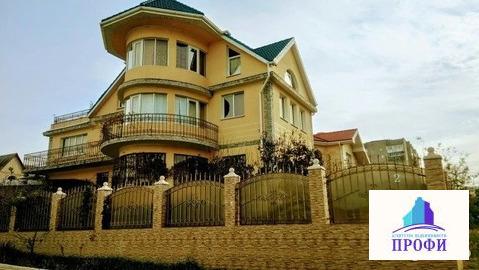 Дом 500 м2 на участке 6 сот.