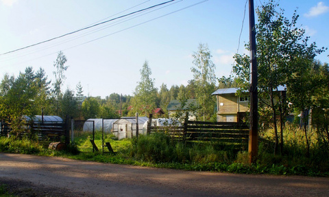 Продажа участка, Сестрорецк