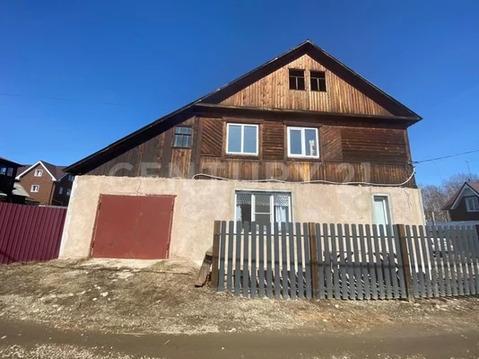 Продается дом, Берёзка-2 СНТ. (12 км Байкальского тракта нп.)