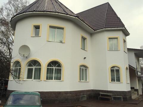 Дом 406 кв.м, Участок 14 сот. , Минское ш, 2 км. от МКАД.