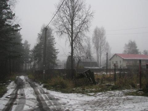 Участок 6 соток ИЖС в Токсово