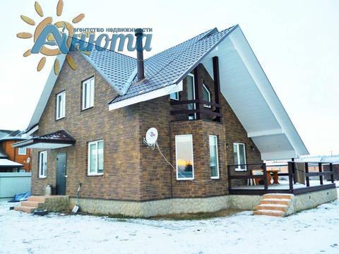 Обжитой коттедж близ деревни Машково Жуковского района Калужской облас