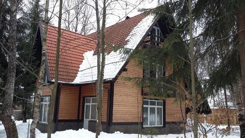 Элитные дома в Новоглаголево