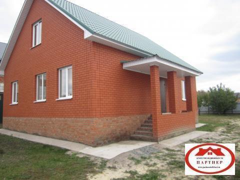 Новый дом в поселке Борисовка