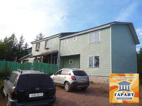 Продажа дом таунхаус в на ул. Карельская д.5 Выборг