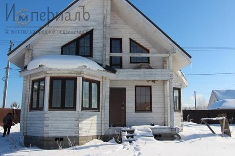 Новый дом рядом с Малоярославцем
