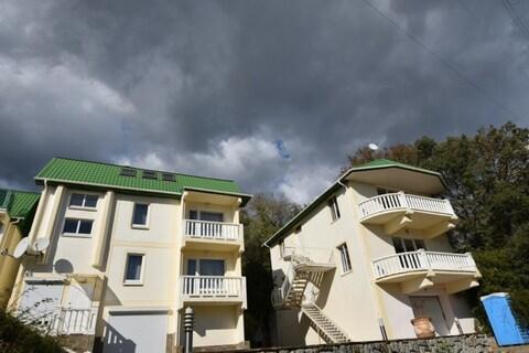 Два дома в Восходе, 5 км от Ялты, Крым