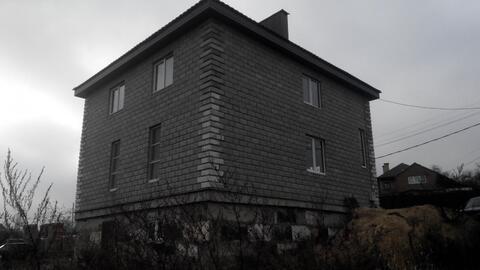 Дом 260 кв.м, Участок 15 сот. , Варшавское ш, 14 км. от МКАД.