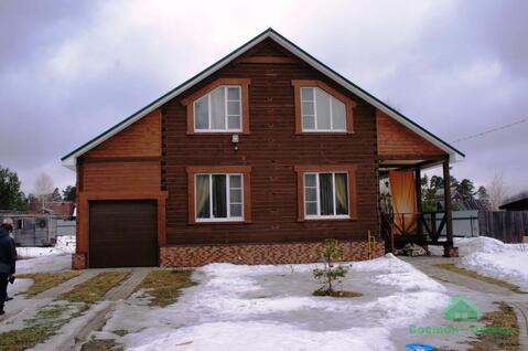 Новый дом в 3 уровня в дер.Мележи - 70 км Щелковское шоссе