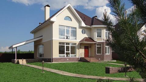 Дом под ключ. 300кв.м. Киевское шоссе. 23км