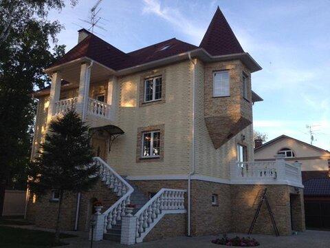 Коттедж в г. Мытищинском районе