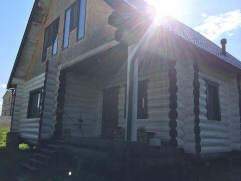 Продается дом 160 кв.м. на участке 8 сот в кп Елагино, д. Оржицы