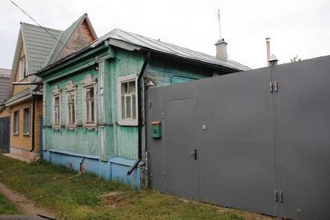 Улица Володарского /Ковров/Продажа/Частный дом/3 комнат