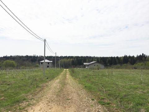 Участок 20 соток село Костино, 60 км. от МКАД по Дмитровскому шоссе.