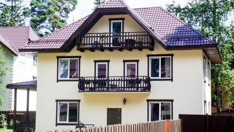 Продается 3 этажный дом и земельный участок в г. Пушкино м-н Клязьма