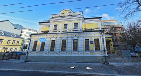 Продается особняк в центре Москвы
