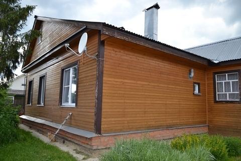 Дом на улице Нечаевская