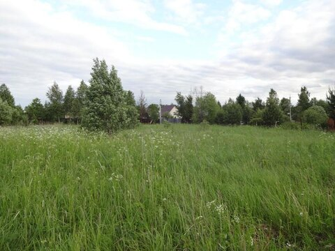 Продажа участка, Рубцово, Истринский район