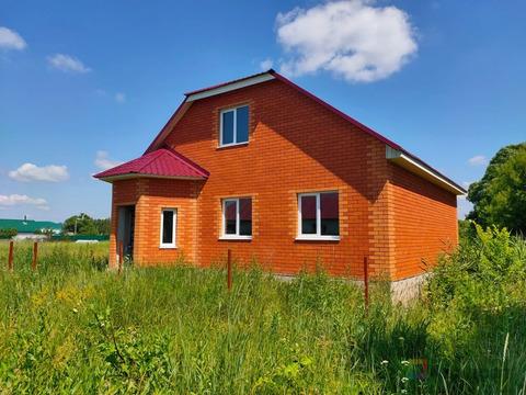 Продаётся новый жилой дом с мансардой свободной планировки.