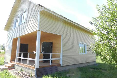 Дом с ПМЖ в деревне Верховье г. Белоусово , 3 км от города Обнинск