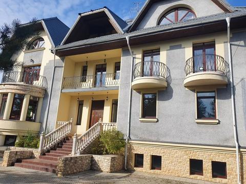 Продажа дома 1355 кв.м. в д. Солослово (Рублевское шоссе)