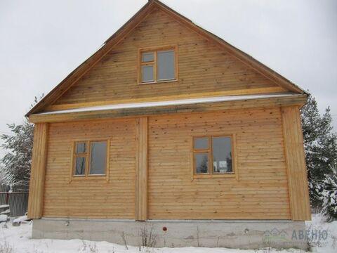 Дом 100 кв.м. на участке 10 соток для ПМЖ в д. Марино, Ярославское .