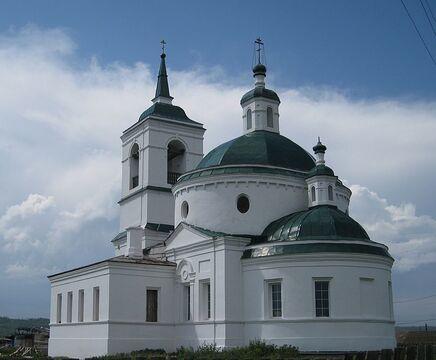 Новый дом в старинном селе 35 км от Красноярска