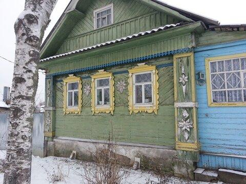 Продаётся дом 60 кв.м. на з/у 6 соток в г.Кимры по ул.Коллективная