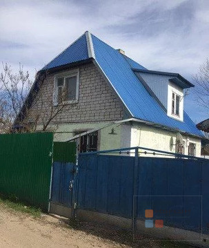 Дом 100 м на участке 6.5 сот.