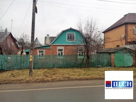 Дом на Щербинке, ИЖС.