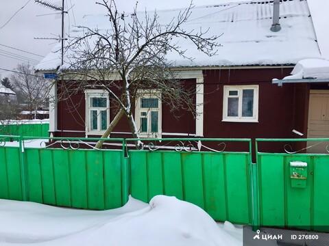 Продается дом в черте города улица Строителей