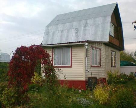 Летняя дача, на красивом - ухоженном участке, в черте города Балабанов