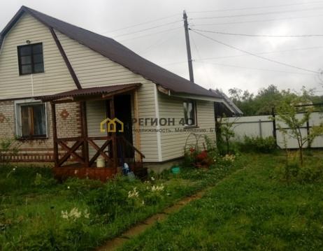 Кирпичный дом для проживания и отдыха