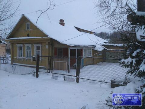Дом с коммуникациями в черте г.Волоколамск
