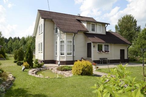 Продаётся современный дом ИЖС в Вырице