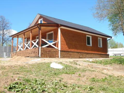 Продаю дом на берегу рузского водохранилища